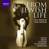 Album artwork for FROM JEWISH LIFE