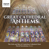 Album artwork for Great Cathedral Anthems