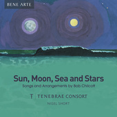 Album artwork for SUN, MOON, SEA & STARS / Tenebrae