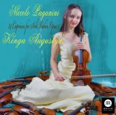 Album artwork for Paganini: Caprices / Augustyn