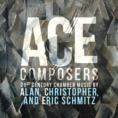 Album artwork for ACE Composer - 21st Century Chamber Music