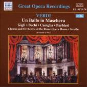 Album artwork for UN BALLO IN MASCHERA