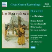 Album artwork for LA BOHEME
