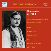 Album artwork for GIGLI EDITION, VOLUME 2