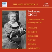 Album artwork for GIGLI EDITION, VOLUME 3