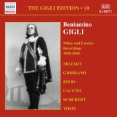 Album artwork for GIGLI EDITION 10