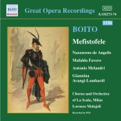 Album artwork for Boito: Mefistofele / La Scala