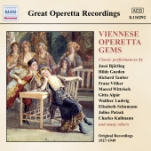 Album artwork for VIENNESE OPRETTA GEMS