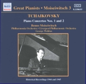 Album artwork for GREAT PIANISTS.MOISEIWITSCH 3