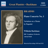 Album artwork for PIANO CONCERTO NO. 1