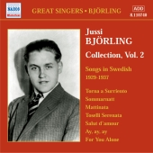Album artwork for Jussi Bjoerling Collection, Vol. 2