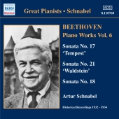 Album artwork for BEETHOVEN: PIANO WORKS, VOL. 6
