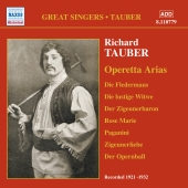 Album artwork for OPERETTA ARIAS