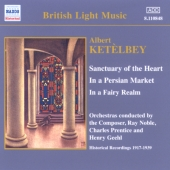 Album artwork for British Light Music - Ketelby
