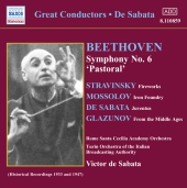 Album artwork for BEETHOVEN : SYMPHONY NO.6