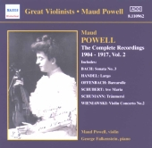 Album artwork for MAUD POWELL - COMPLETE RECORDINGS VOL. 2