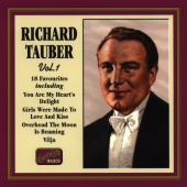 Album artwork for RICHARD TAUBER FAVOURITES, VOL. 1