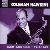 Album artwork for BODY AND SOUL 1933-1949