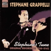 Album artwork for STEPHANE'S TUNE