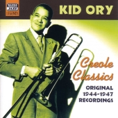 Album artwork for KID ORY & HIS CREOLE JAZZ BAND