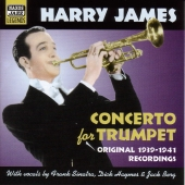 Album artwork for CONCERTO FOR TRUMPET - ORIGINAL 1939 - 1941 RECORD