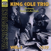 Album artwork for KING COLE TRIO TRANSCRIPTIONS 3