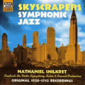 Album artwork for SKYSCRAPERS: SYMPHONIC JAZZ