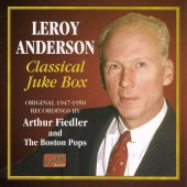 Album artwork for LEROY ANDERSON: CLASSICAL JUKE BOX