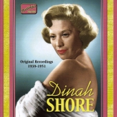 Album artwork for DINAH SHORE