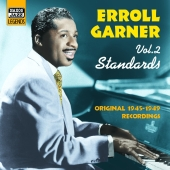 Album artwork for ERROLL GARNER VOL. 2: 1945-1949 RECORDINGS