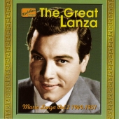Album artwork for GREAT LANZA, THE