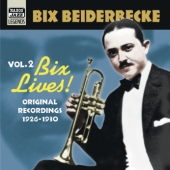 Album artwork for Bix Beiderbecke: BIX LIVES VOL. 2