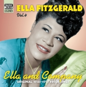 Album artwork for ELLA AND COMPANY: ORIGINAL 1943 - 1951 RECORDINGS