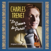 Album artwork for CHARLES TRENET - LE COEUR DE PARIS