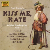 Album artwork for KISS ME KATE
