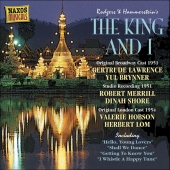 Album artwork for THE KING AND I (ORIGINAL BROADWAY CAST)