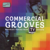 Album artwork for COMMERCIAL GROOVES - NOSTALGIC TRACKS FROM TV ADVE