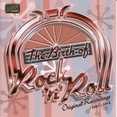 Album artwork for BIRTH OF ROCK & ROLL (ORIGIINAL RECORDINGS 1945-19