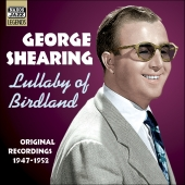 Album artwork for George Shearing: Lullaby of Birdland