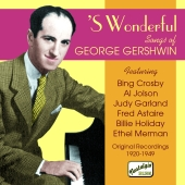 Album artwork for GERSHWIN: SONGS OF GEORGE GERSHWIN