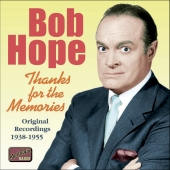 Album artwork for BOB HOPE - THANKS FOR THE MEMORY