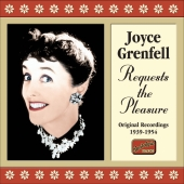 Album artwork for JOYCE GRENFELL - REQUESTS THE PLEASURE