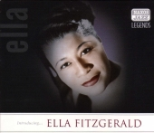 Album artwork for INTRODUCING...ELLA FITZGERALD