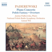Album artwork for PIANO CONCERTO, POLISH FANTASY, OVERTURE