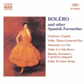 Album artwork for Boléro and other Spanish Favourites