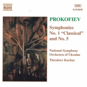 Album artwork for SYMPHONIES NO.1 'CLASSICAL' AND NO. 5