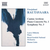 Album artwork for Rautavaara: Cantus Arcticus, etc / Lintu, Mikkola