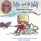 Album artwork for PETER AND THE WOLF; STORY OF BABAR; YOUNG PERSON'