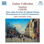 Album artwork for GUITAR WORKS OF COSTE