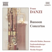 Album artwork for Danzi: Bassoon Concertos